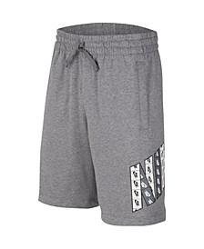 Big Boys Sportswear Graphic Jersey Shorts