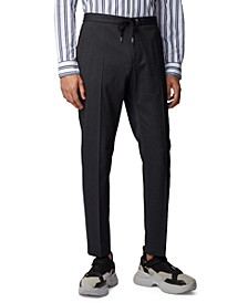 BOSS Men's Banks4-J Slim-Fit Trousers