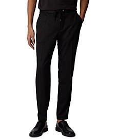 BOSS Men's Banks Pinstripe Slim-Fit Trousers