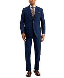 Men's Modern-Fit Bi-Stretch Suit