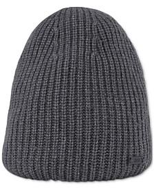 BOSS Men's Malloci Ribbed Beanie Hat