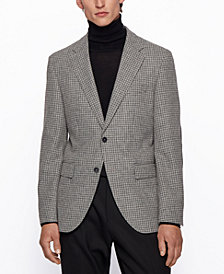 BOSS Men's Jestor6 Regular-Fit Jacket