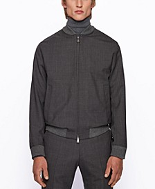 BOSS Men's Nolwin1 Slim-Fit Jacket