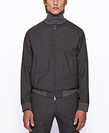 BOSS Men's Nolwin1 Slim-Fit Jacket