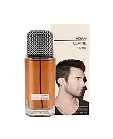 Receive a Free Adam Levine Women's Eau De Parfum Spray, 1.7 Oz with the purchase of Adam Levine Women's large spray