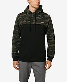 Men's Mitchell Pullover Hoodie Fleece Sweatshirt