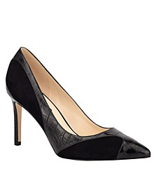 Elysa Women's Pointy Toe Pumps