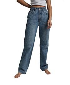Women's Long Straight Jean