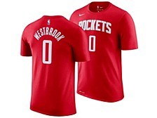Houston Rockets Russell Westbrook Men's Icon Player T-Shirt
