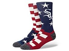 Chicago White Sox Brigade Socks
