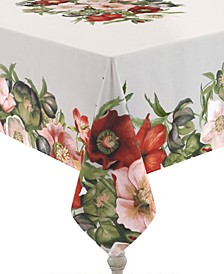 Vintage Petals 70x84 Tablecloth