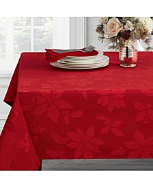 Poinsettia Legacy Damask Collection