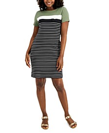 Courtney Striped Dress, Created for Macy's