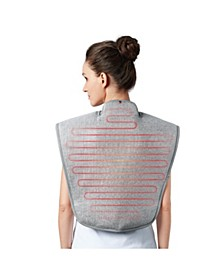 Pain Relief Heated Neck Wrap