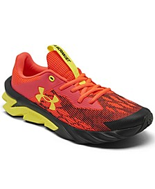 Big Boys and Girls Charged Scramjet 3 Running Sneakers from Finish Line