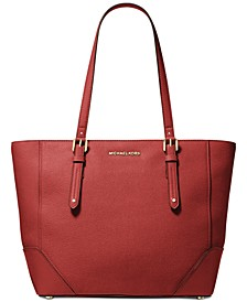 Aria Large Leather Tote