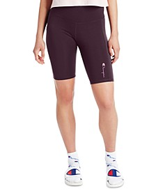 Women's High-Rise Bike Shorts