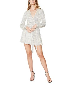 Sequin Bellissa A-Line Dress