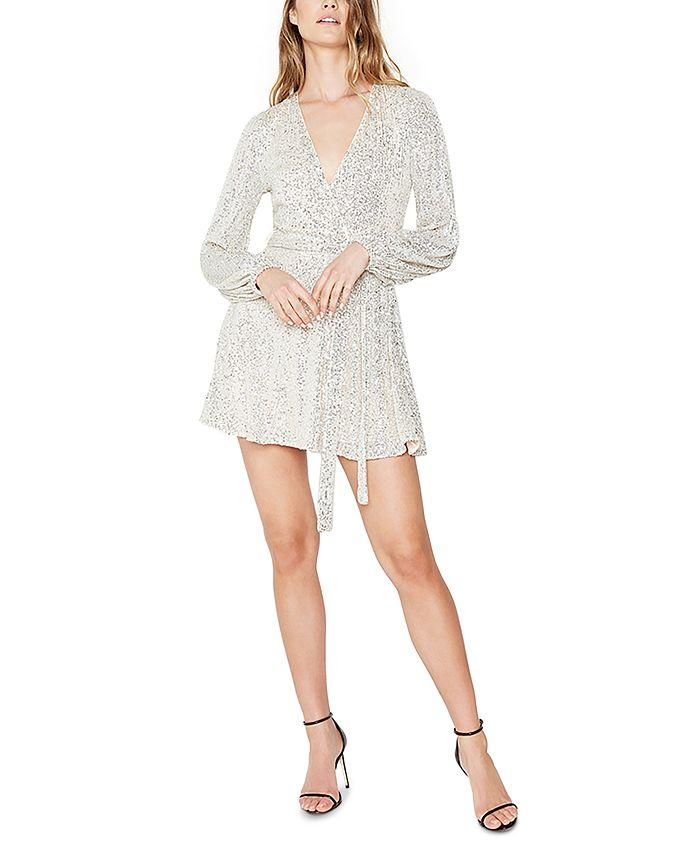 Bardot - Sequin Bellissa A-Line Dress