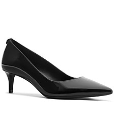 Sara Flex Kitten Pumps