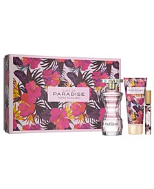 Lost In Paradise Women's 3 Piece perfume Gift Set