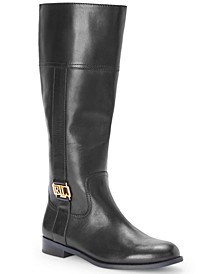 Women's Berdie Riding Wide-Calf Boots