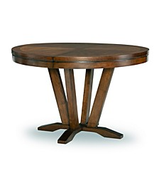 Highland Round Dining Table, Created for Macy's