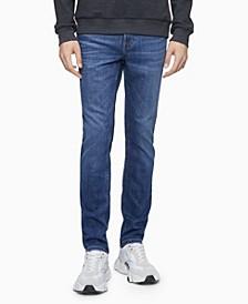 Men's Slim Fit Sherman Lux Lined Jeans