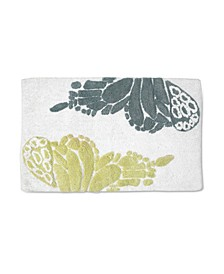 Shell Rummel Butterfly Bath Rug