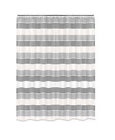 Modern Line Shower Curtain