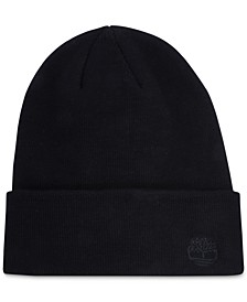 Women's Tonal 3D Embroidery Beanie Hat