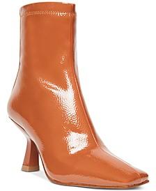 Women's Joan Kitten-Heel Booties