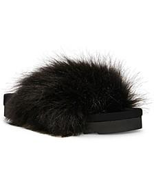 Women's Amari Faux Fur Slippers