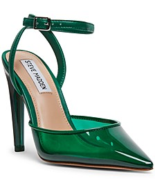 Women's Alessi Vinyl Two-Piece Pumps