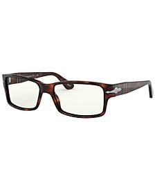 Men's Blue Light Sunglasses, PO2803S 58