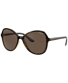 Eyewear Women's Sunglasses, VO5349S 55