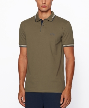 Boss Men's Paul Slim-Fit Polo Shirt
