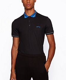 BOSS Men's Paule Slim-Fit Polo Shirt