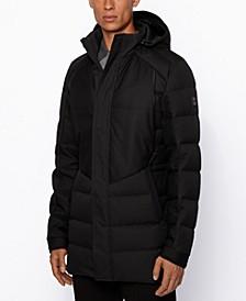 BOSS Men's J_Alps Regular-Fit Jacket