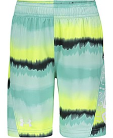 Little Boys Ombre Boost Shorts