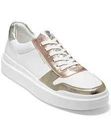 Women's Grandpro Rally Court Sneakers