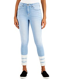 Prism Wash Skinny Ankle Jeans, Created for Macy's