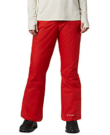 Columbia Women's Modern Mountain Internal-Gaiter Snow Pants
