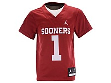 Kids' Oklahoma Sooners Replica Football Game Jersey