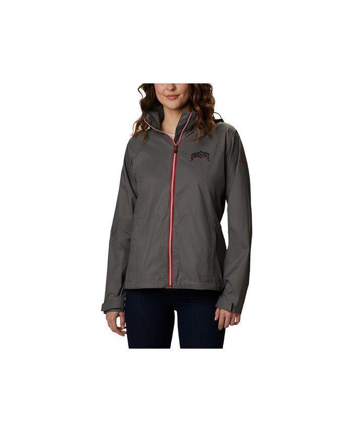 Columbia - Ohio State Buckeyes Women's Switchback Jacket