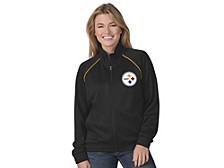Pittsburgh Steelers Women's Power Play Track Jacket