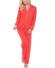 Women's Pajama Set, 2 Piece