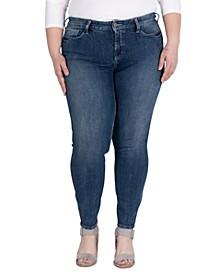 Trendy Plus Size Elyse Skinny Jeans