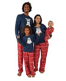 Minion Matching Family Pajama Collection