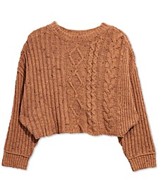 On Your Side Pullover Sweater